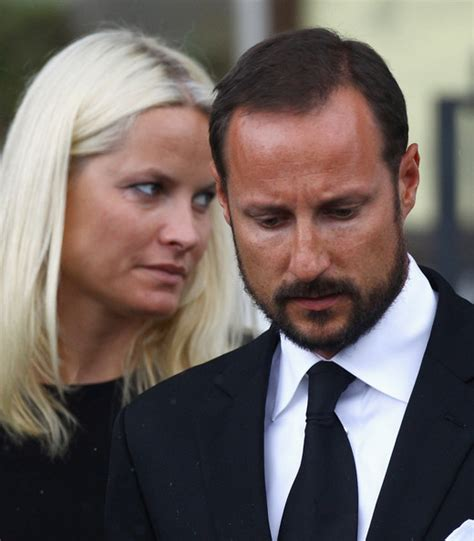 Check spelling or type a new query. Crown Prince Haakon and Princess Mette-Marit Photos Photos - Norway Copes With Aftermath Of ...