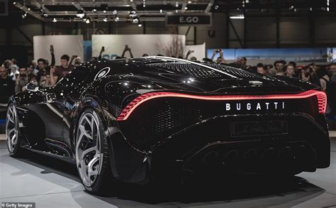 If we were to think about internal combustion engines in a logical manner, more cylinders would mean more power. One-of-a-kind Bugatti La Voiture Noire becomes the most ...