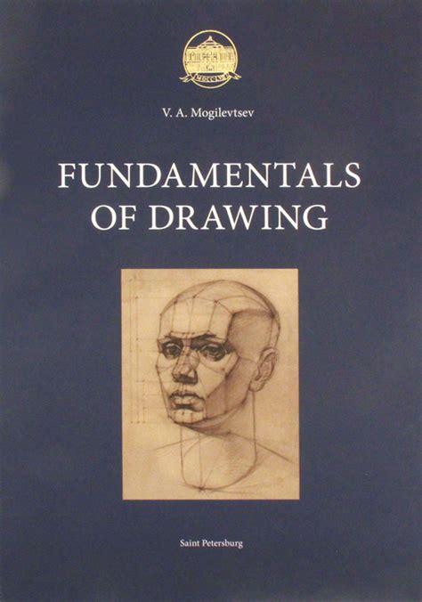 book fundamentals  drawing english nucleus art