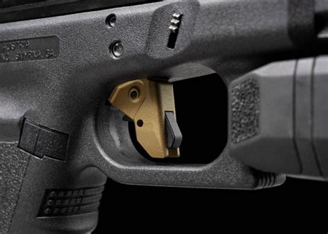 si improved flat trigger for glock popular airsoft