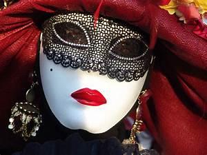 masks, masquerade, Venetian masks - Free Wallpaper ...