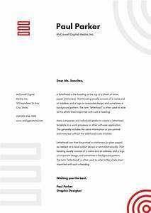 Company Letterhead Design Ideas In 2020