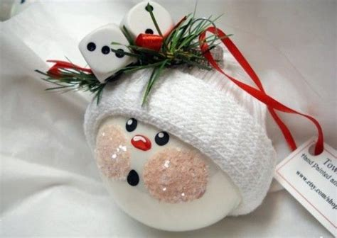 how to make small cute ornaments 1000 images about ping pong on snowman ornaments snowball and