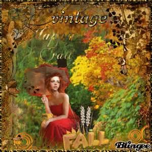 Vintage Fall Autumn