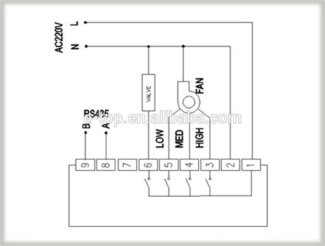 fcu wiring diagram 18 wiring diagram images wiring fcu thermostat wiring diagram