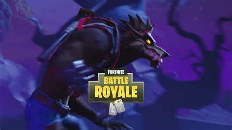 Fortnite Wallpaper Wolf
