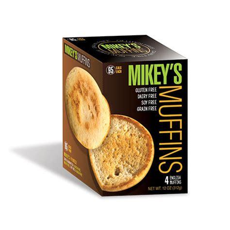 mikeys paleo  carb english muffins lindasdietdelites