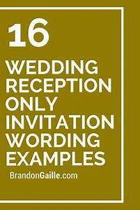 1000 ideas about reception only invitations on pinterest With wedding invitation wording for just the dance