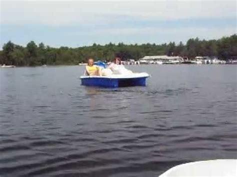 Lake Sebago Boating by Paddle Boating With Surfingtrucker On Lake Sebago Maine