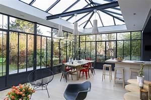 Verriere Atelier Exterieur : maison style industriel exterieur ~ Melissatoandfro.com Idées de Décoration