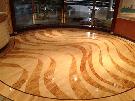 Custom Flooring Custom Floor Design And Custom Stone And