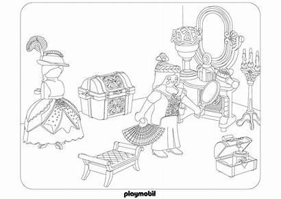 Playmobil Coloriage Coloring Imprimer Pirate Gratuit Ausmalbilder