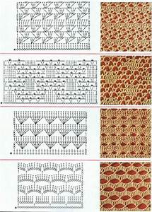 New Crochet Patterns Diagrams Pinterest