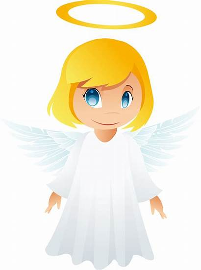 Angel Thank Clipart Angels Clip Christmas