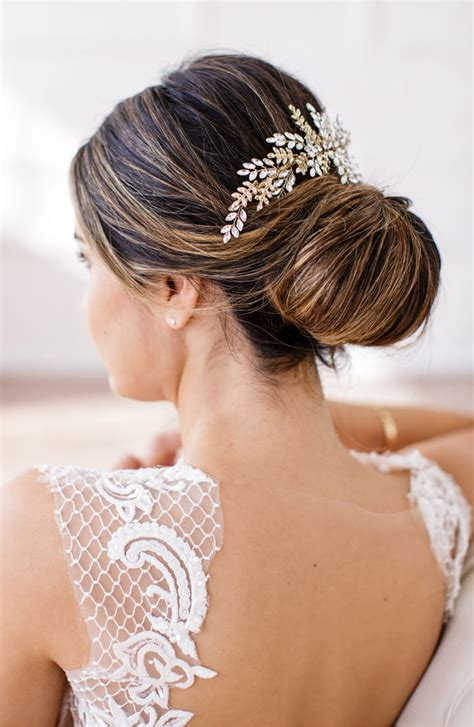 Brides And Hairpins Serena Crystal Hair Comb Nordstrom