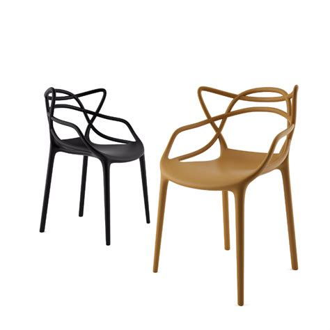 chaise dessinateur chaise kartell master kartell masters dining chair with