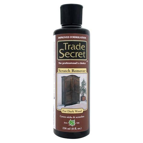 dark wood scratch remover rona