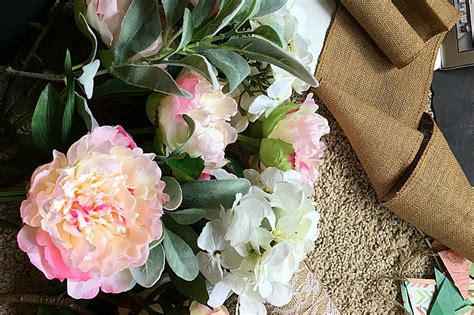 how to make a flower wedding bouquet angie away