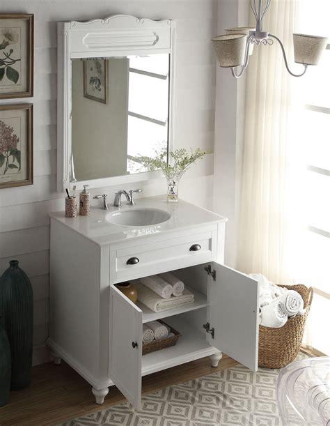 pure white glennville   vanity mirror gd  mir