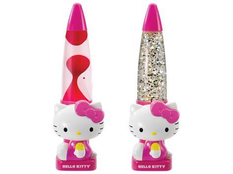 hello kitty sanrio girls pink lava or glitter motion glow