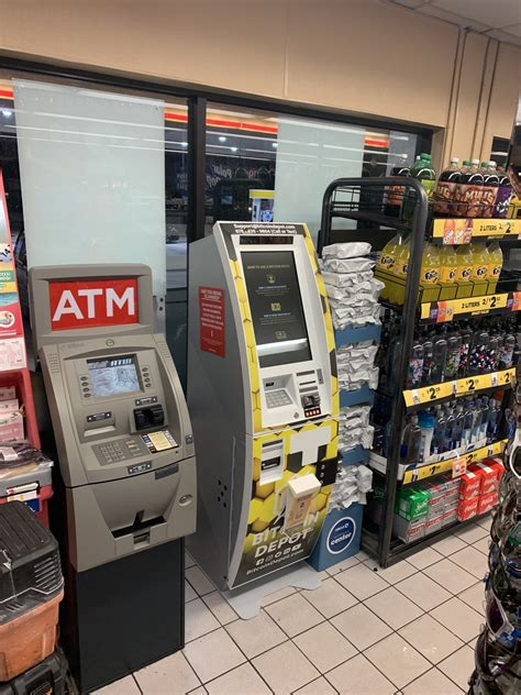 This map can show you a variety of things including the fee %, location, nearby amenities, type of machine, and type of transaction. Crypto ATMs Near You - Bitcoin Depot