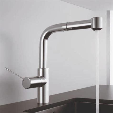 robinet cuisine solde kwc ono robinet mitigeur d évier à douchette chrome 10 151