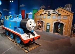 amp friends explore the rails exhibit at the 200 | THomoasExploreRails