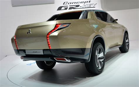 cars model 2013 2014 mitsubishi s diesel hybrid truck