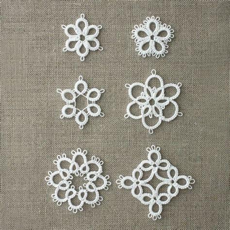 tatting lace  patterns   beginner type japan