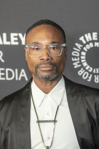 Billy Porter Ethnicity Celebs What Nationality