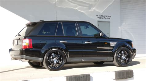 Land Rover Range Rover Sport Modification by 503motoring 2007 Land Rover Range Rover Sport Specs