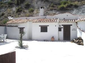 cave houses  guadix