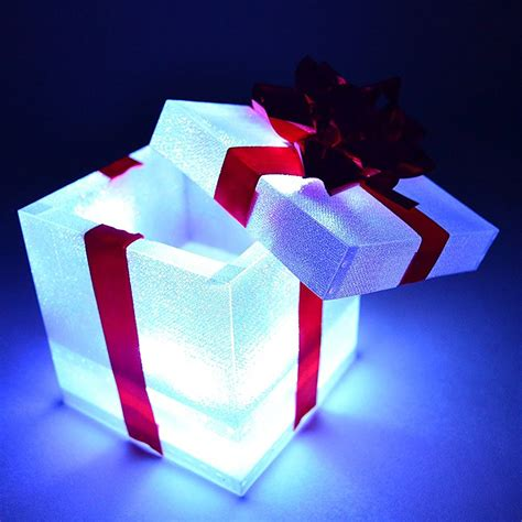 light up gift boxes 20 best christmas wrapping paper gift boxes in 2018