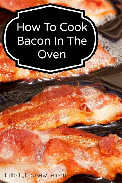 cook bacon in oven best 25 oven canning ideas on pinterest canning food preservation long term food storage and
