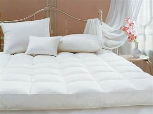down topped featherbed schweitzer linen With best down featherbed