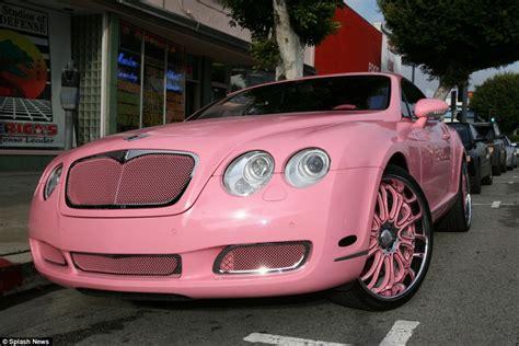 Barbie Girl Paris Hilton Treats Herself To A £135,000 Pink