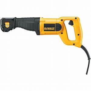 Milwaukee 12 Amp SAWZALL Reciprocating Saw with Case-6519 ...
