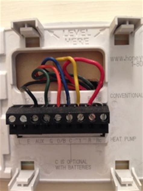 smarthome forum thermostat wiring  needed