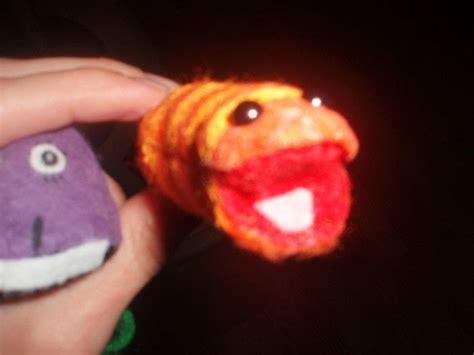 slimey worm barney costume  dinosaur plushie sewing