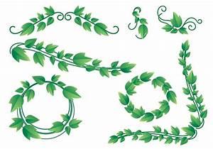 Lovely Ivy Vine Vectors - Download Free Vector Art, Stock ...