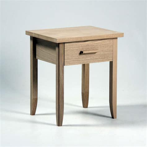 table de chambre table de chevet en bois massif brin d 39 ouest