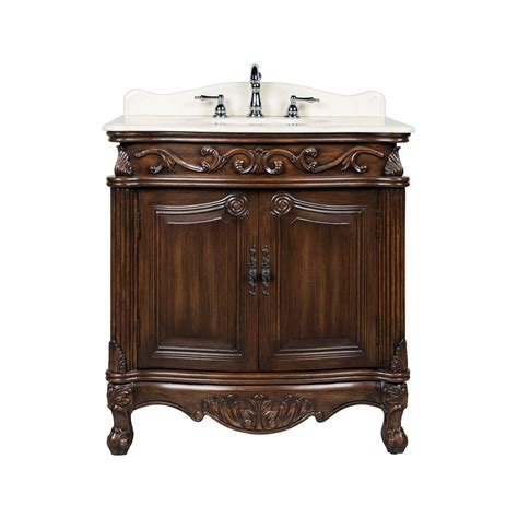 kitchen cabinets assembled 32 quot traditional style marble bathroom sink 2873