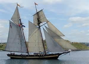 Pride of Baltimore Clipper Ship