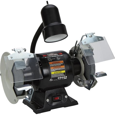 Grinder Bench by Free Shipping Ironton 6in Bench Grinder With L