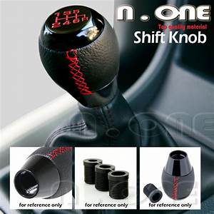 6 Speed Manual Transmission Shift Knob Lever Cover Fit
