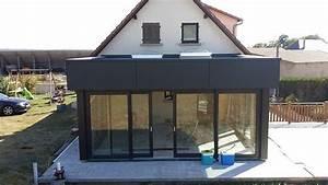 Extension Maison Bois Kit : maison bois kit 50m2 planete bois ~ Melissatoandfro.com Idées de Décoration