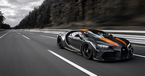 As the chiron increased speed, other unexpected challenges arrived. This Modified Bugatti Chiron Is Now The World's Fastest Car At 490 Kmph