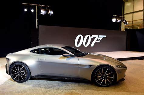 James Bond Aston Martin Db10 The Versatile Gent