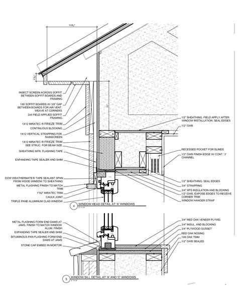 Chris Briley's drawing shows the installation details for