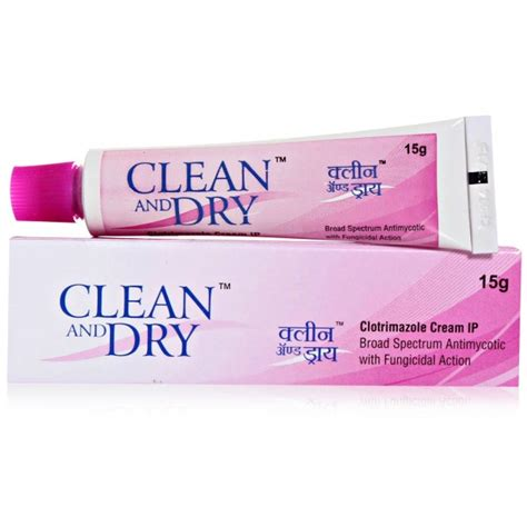 clean and dry cream cream for intimate areas clean and